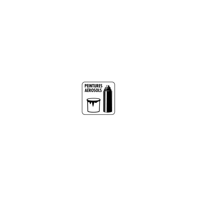 Peintures/aérosols 10x10