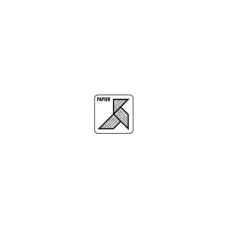Papier 15x15