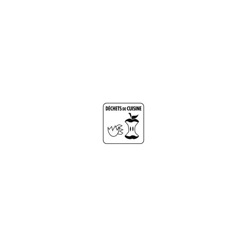 Déchets de cuisine 15x15